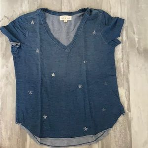 Cloth & Stone star tshirt